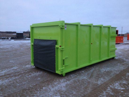 Compactor 40yd